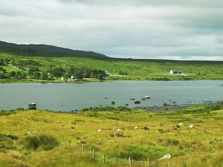 Burren Gebiet Irland