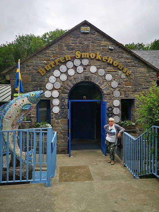 Burren Smokehouse Lisdoonvarna Irland