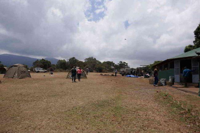 Camping Ngorogoro