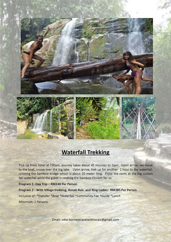 Day trip - Ulu Bengoh