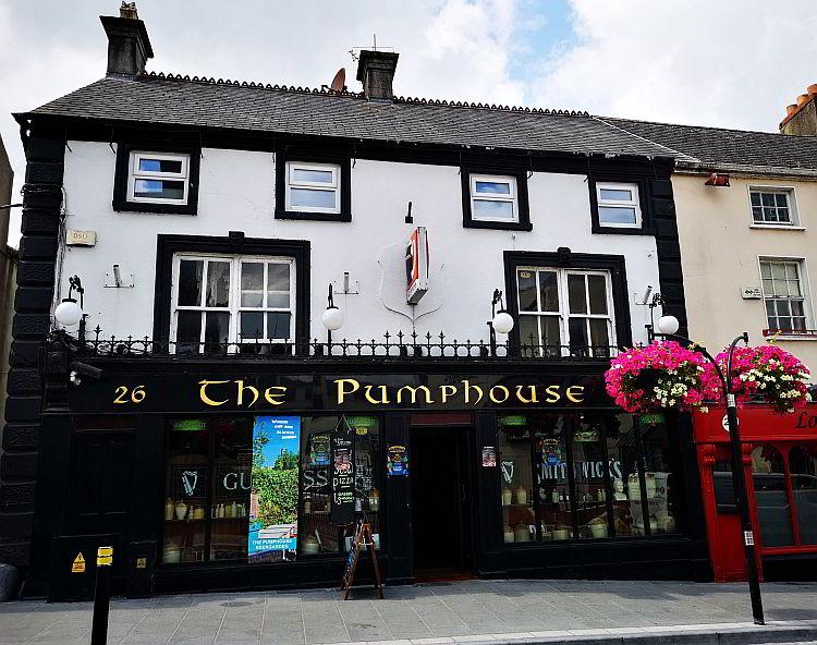 Irisches Pub Irlands