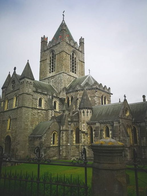 Kathedrale in Dublin Irland