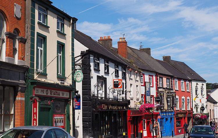 Kilkenny Irland Läden