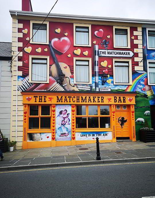 Matchmaker Bar Lisdoonvarna Irland