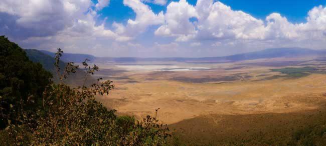 Ngorogoro Krater