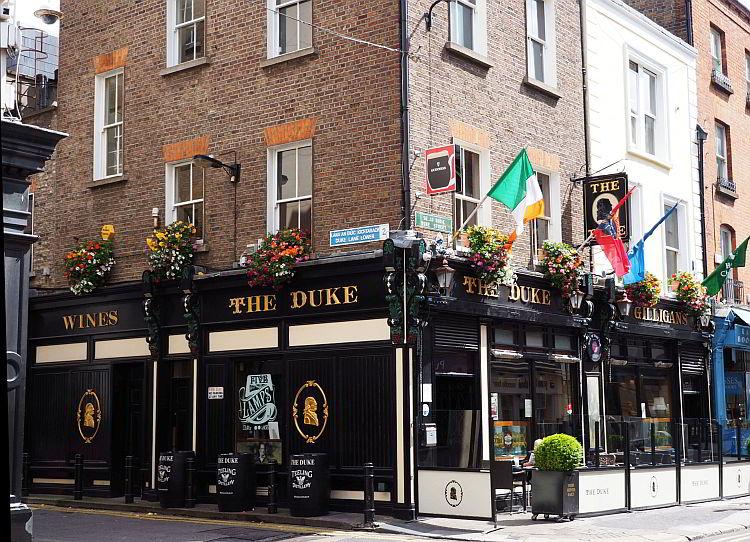Pub Dublins Irland