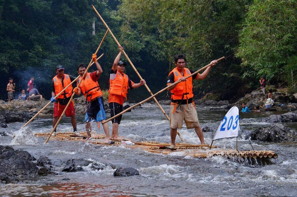 Rafting Challenge
