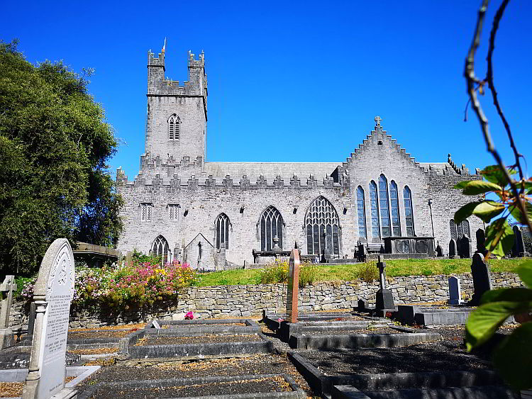 St. Mary's Cathedral Limerick Irland