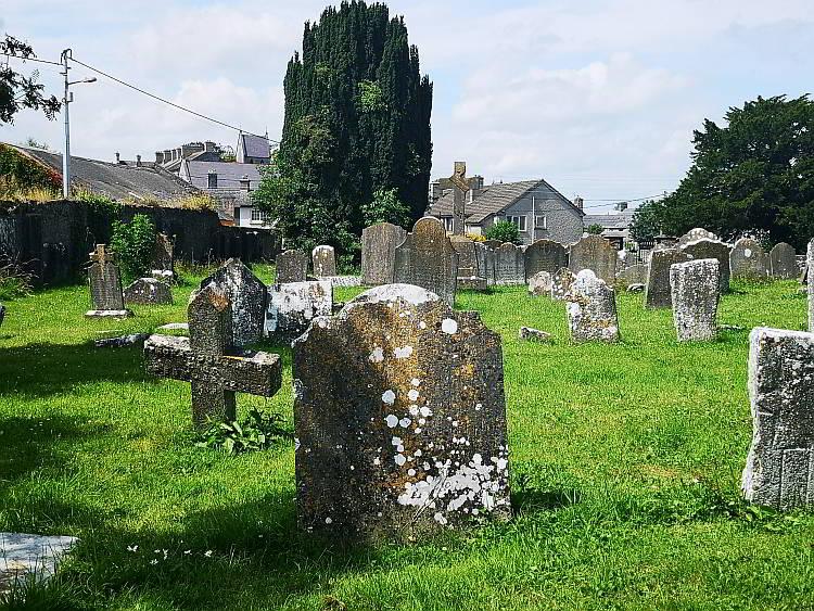 St. Patrick's Graveyard Kilkenny Irland