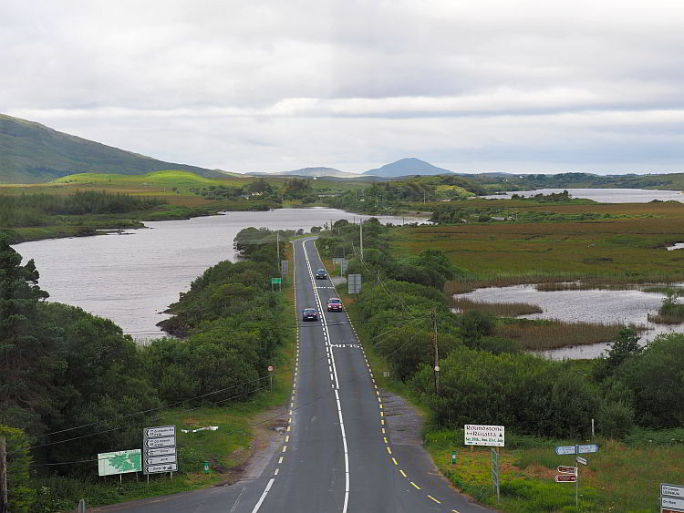 Straßen Irlands