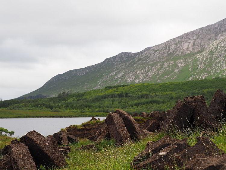 Torfabbau Irland